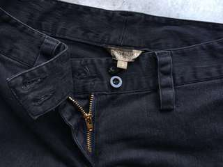 East India Black Pants
