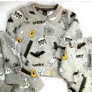Sweater anak 1-4thn