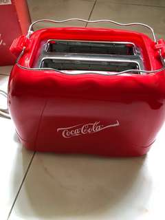 Coca Cola electric toaster