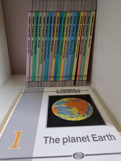 Young Scientists encyclopedia