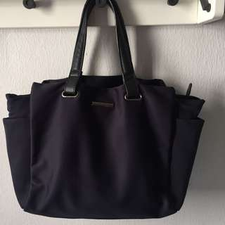 Vincci navy blue handbag