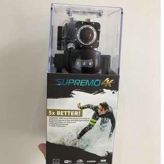 Supremo 4K Action Camera