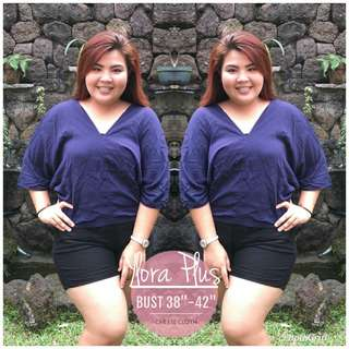Ylora Plus Size Top