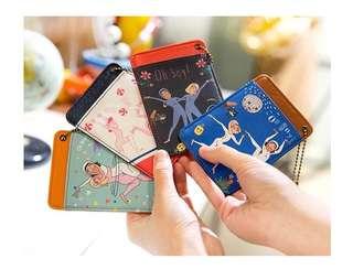 韓國直送 八達通套/證件套 卡片套 card holder ohlala
