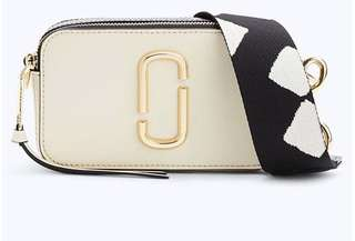 🚚 Marc Jacobs Snapshot Camera bag