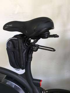 SELLE ROYAL SADDLE + Suspension Absorber + Installation on the Spot FOR DYU
