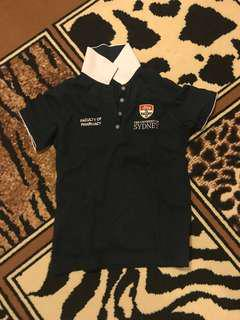 Faculty of Pharmacy (USYD) placement polo shirt