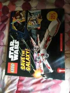 LEGO STAR WARS BOARD BOOK