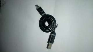 Android charging cabel with LED