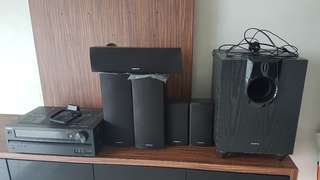 ONKYO Home theatre system HT-R591 7.1