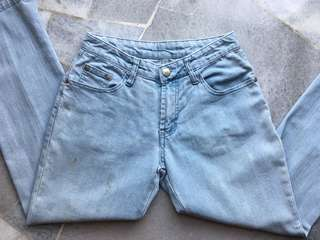 Gap Faded Jeans