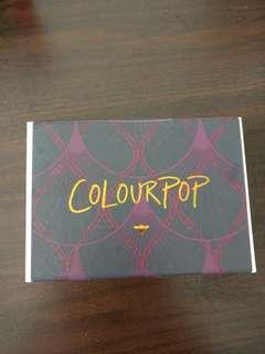 Colourpop Love A Flare eyeshadows