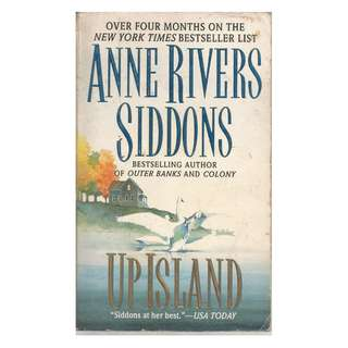 Anne Rivers Siddons - Up Island