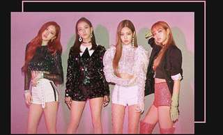 [PO] Blackpink Square Up Mini Album