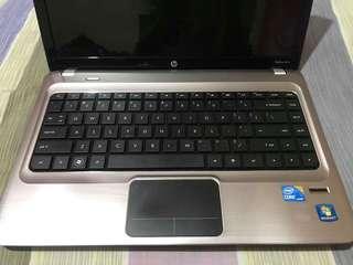 i3 HP laptop 4gb ram