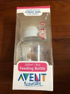 🚚 免費❤️AVENT奶瓶260ml