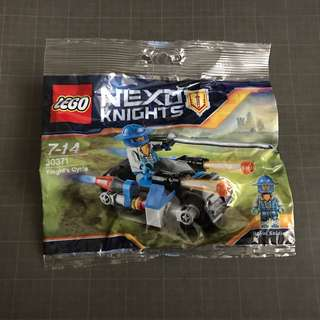 LEGO Nexo Knights (Knight's Cycle)