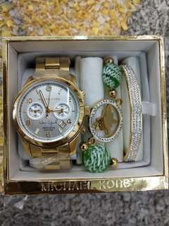 MK NEW YORK SET