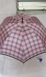 日本正版Burberrys雨傘 umbrella