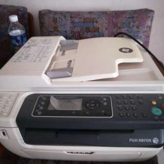 FUJI xerox printer-docuprint m205f