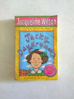 Jacky Daydream Children English Novel