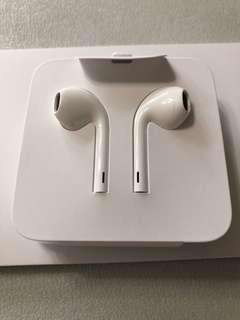 Apple 3.5mm有缐耳機(原裝)