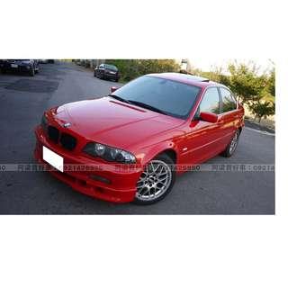 2001年-BMW-320『輕鬆低月付』怎麼輕鬆貸.讓我來幫你!