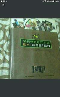 Art And Design   Marketing By Design   Hardcover  D K Holand Sherwin Harris   Pick Up Buangkok Hougang Mrt