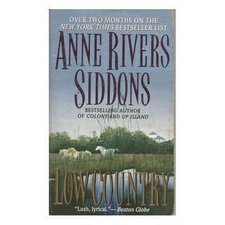 Anne Rivers Siddons - Low Country