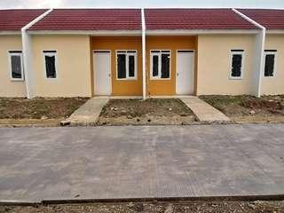 Rumah subsidi strategis termurah bebas banjir di cibitung