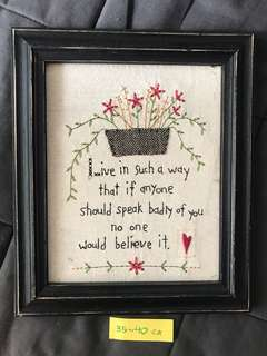 Cute-inspirational Frame
