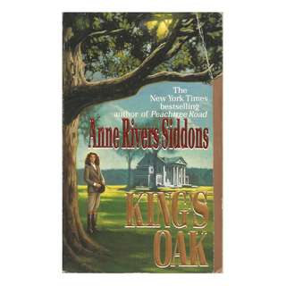 Anne Rivers Siddons - King's Oak