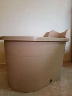Bath tub, suitable for hydro bath SG2000