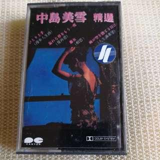 Cassette 日本歌