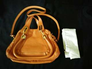 Chloe Paraty Bag-Preloved Authentic