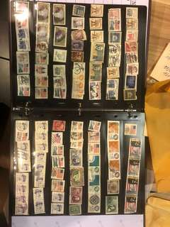 Vintage stamps USA 🇺🇸 SGP