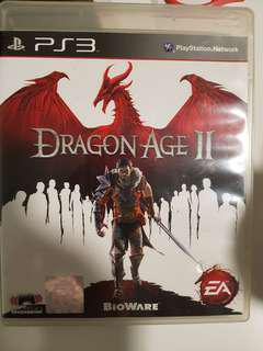 PS3 Game - Dragon Age 2