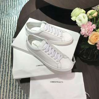 Common Projects 小白鞋