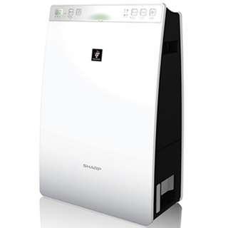 Sharp Plasmacluster Ion Technology Air Purifier KCF30LW