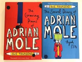 Adrian Mole Series (2 Books)