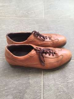 Brown Men Shoes - 42