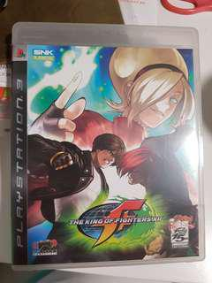 PS3 - The King of Fighters 12