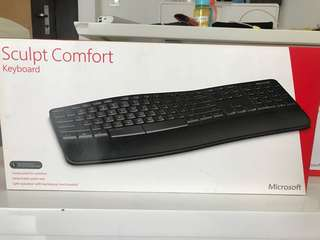 Brand new Microsoft keyboard