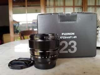 XF 23mm f1.4 R