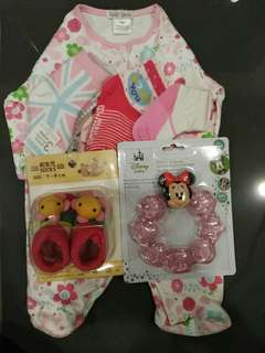 *BRAND NEW* Pink gift set