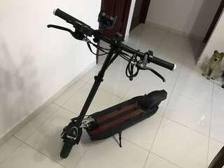 48V 15ah Good use E-scooter
