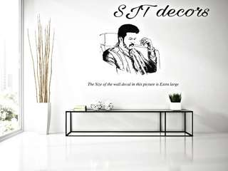🚚 Wall Decal
