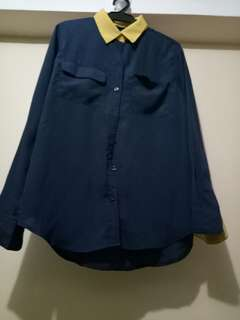 Perry Ellis blouse (authentic)