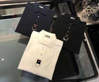 Dior 18ss 新款男士Polo T,S-XXL碼 $1690 保證100%Real