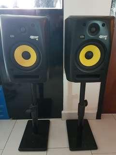 KRK Systems Rokit 6 Monitor Speakers